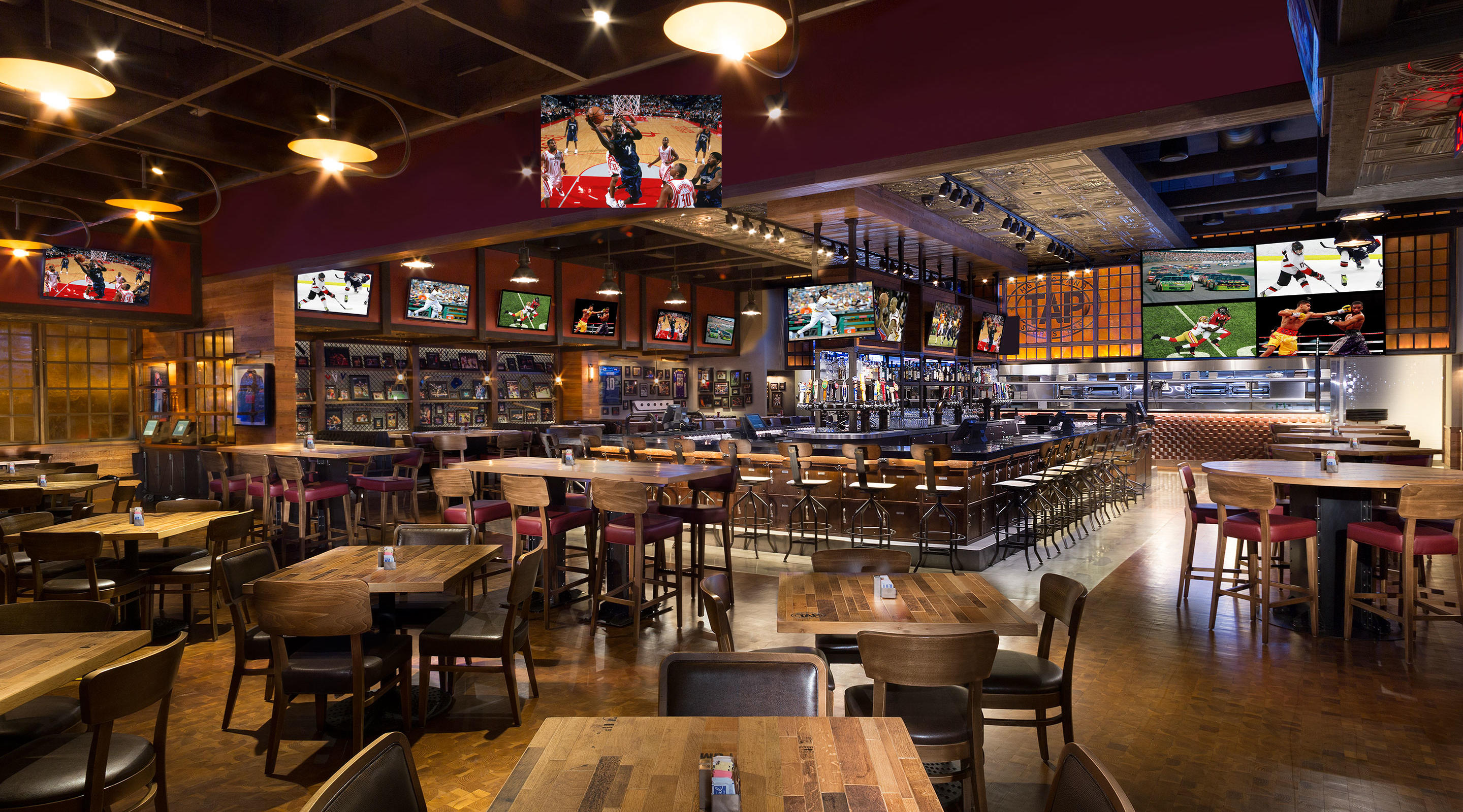 Mgm casino ct restaurants