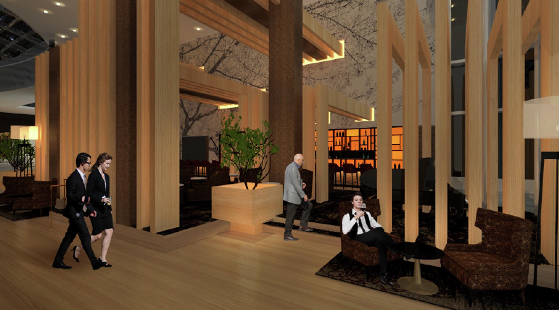Lobby Bar - MGM National Harbor