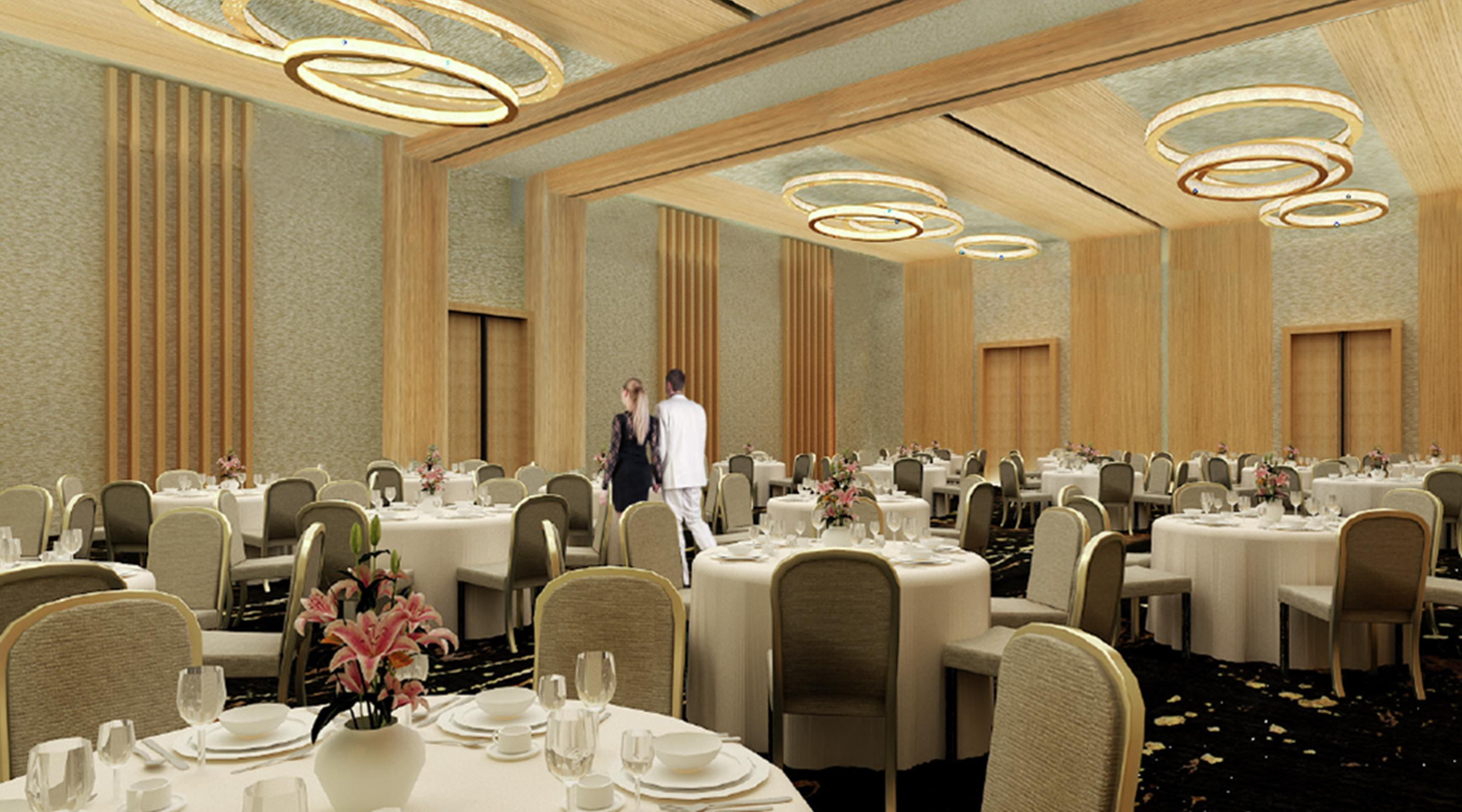 Private Parties & Social Occasions - MGM National Harbor